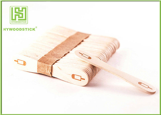 Promotional Magnum Spoon Ice Cream Wooden Sticks In Birch Wood With FDA Approved
