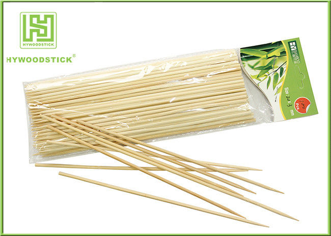 35cm Length Round Wooden Marshmallow Roasting Sticks For Campfire